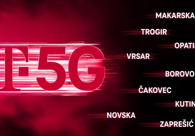 5G mreža Hrvatskog Telekoma sada dostupna u Vrsaru i još 23 grada u Hrvatskoj