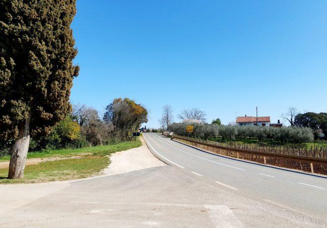 Obnova prometnice Nova Vas-Kosinožići, u planu nogostup Nova-Vas Kukci te projektiranje nove škole
