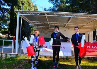 Završila je 16.sezona Istarske zimske lige u trčanju powered by Plava Laguna