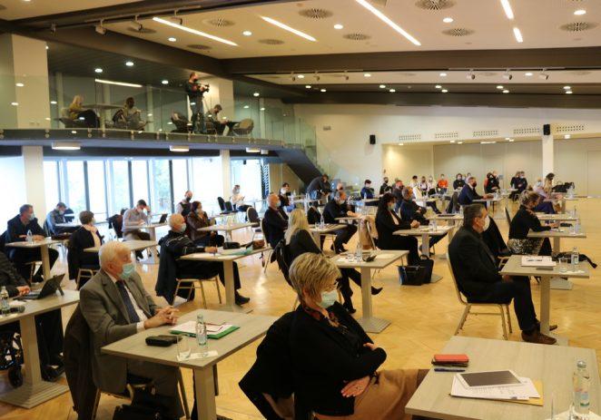 Održana posljednja radna sjednica Skupštine Istarske županije u ovome sazivu