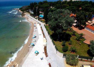 MO Veli Maj: Otvoren vrtić, uklonjen nekadašnji Servo Mihalj, uređene plaže – u planu prometnica OŠ Finida-Gornji Špadići, društveni dom i moderno igralište
