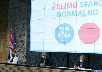 Nacionalni stožer donio nove mjere koje vrijede do 15. travnja