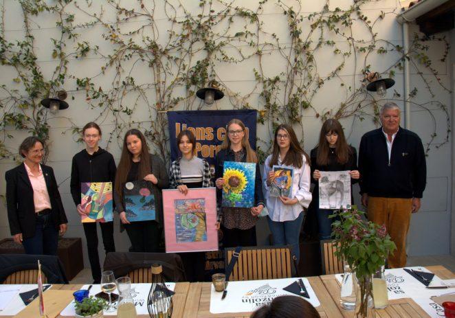Porečki Lionsi uručili nagrade učenicima istarskih škola