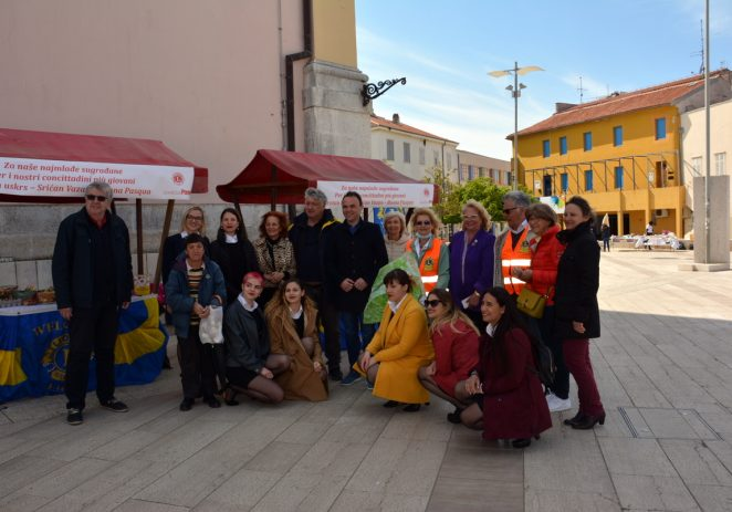"""Lions club Poreč u akciji """"Za naše najmlađe sugrađane"""" prikupio 12.000 kn donacija"""