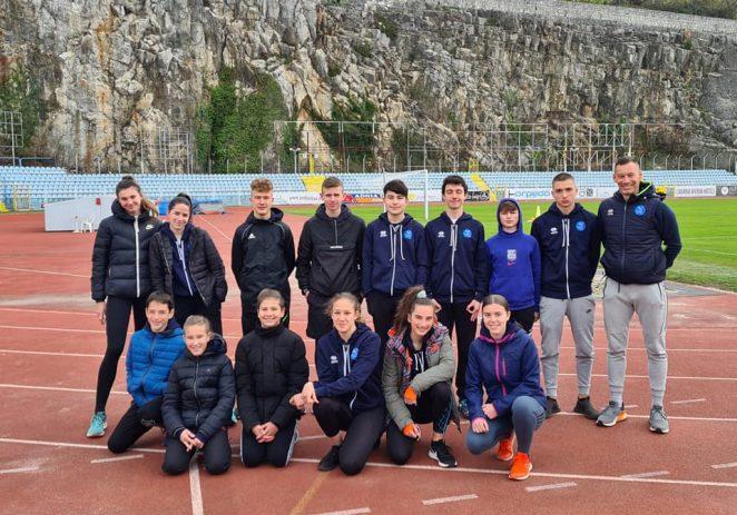 Porečki Maximvsi jedini predstavnici Istarske županije na 1. kolu atletske Kvarnerske lige