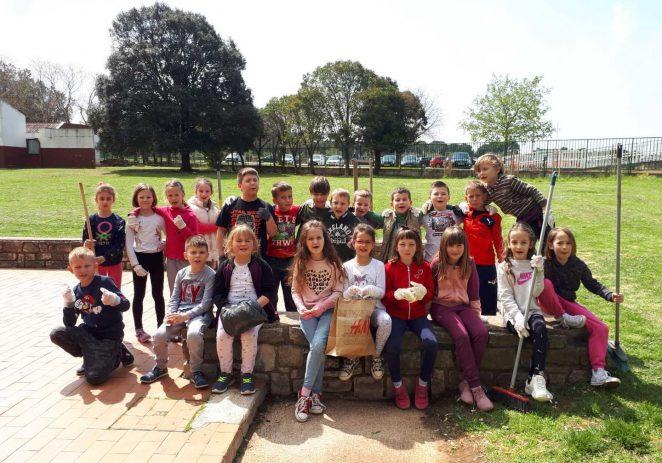 Dan planeta Zemlja obilježen i u Osnovnoj školi Poreč različitim edukativnim aktivnostima