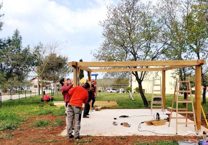 Uskoro uređene piknik zone kraj dječjih igrališta u naselju Bolnica, Poreč-jug, Kirmenjaku i Varvarima