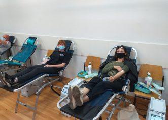 85 darivatelja na još jednoj uspješno organiziranoj akciji dobrovoljnog darivanja krvi u Poreču