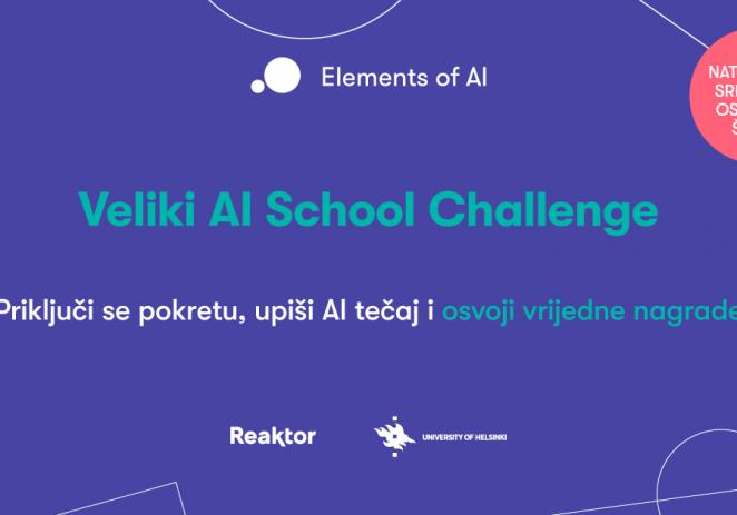 Elements of AI pokreće veliki natječaj za učenike osnovnih i srednjih škola