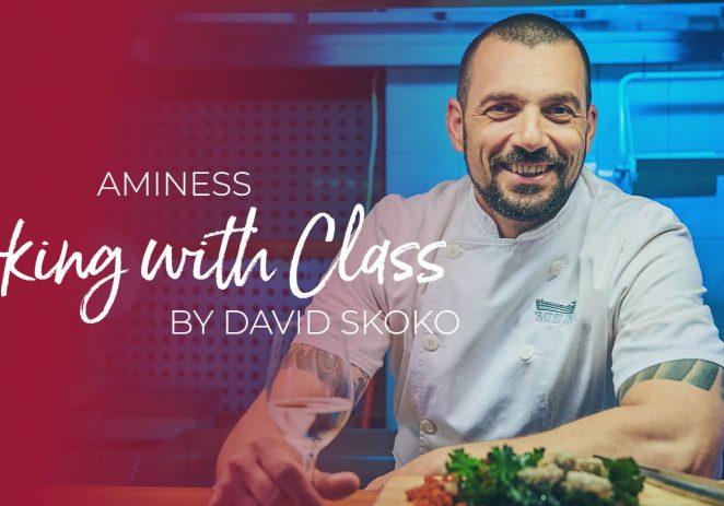Aminess Cooking with Class by David Skoko – savršena prilika za vikend bijeg u Istru uz vrhunske kulinarske radionice