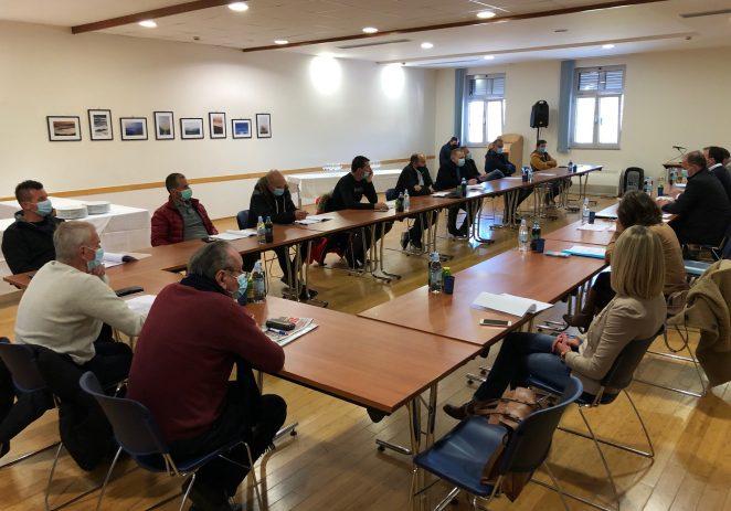 Gradonačelnik se susreo s obrtnicima na Skupštini Udruženja obrtnika