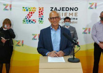 Prof. Maurizio Zennaro kandidat za gradonačelnika Grada Poreča građanske inicijative Zajedno – Insieme