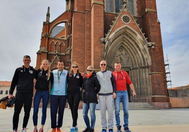 SRK Running Fox iz Poreča ima 2 atletičara među prvih 28 na Prvenstvu Hrvatske u polumaratonu