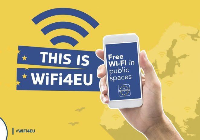WiFi4EU: Deset lokacija s besplatnim WiFi – jem u Poreču