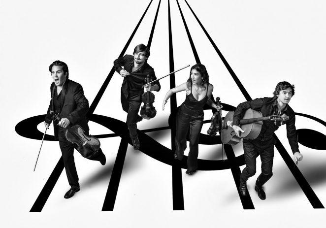 Lions klub Poreč u sklopu proslave Dana Grada Poreča organizira koncert Gudačkog kvarteta String Quartet 4strings iz Ljubljane