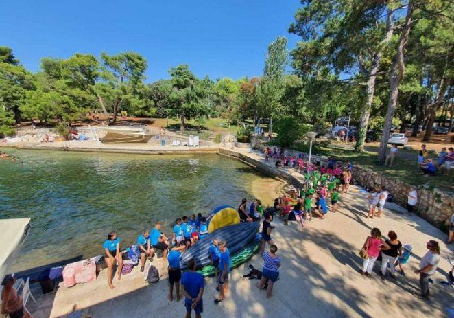 Grad Poreč, udruge i klubovi aktivno pripremaju brojne ljetne kampove za djecu i mlade
