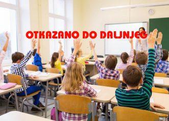 Učenici srednjih i osnovnih škola u Istri ne mogu u školu najmanje do 17. travnja, sukladno odluci stožera civilne zaštite Istre