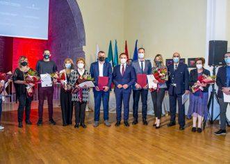 Svečanošću obilježen Dan Grada Poreča-Parenzo, laureati Adriano Ukušić i Denis Bernobić