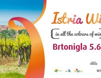 Istria Wine & Walk se vraća u Brtoniglu 5.6.2021.