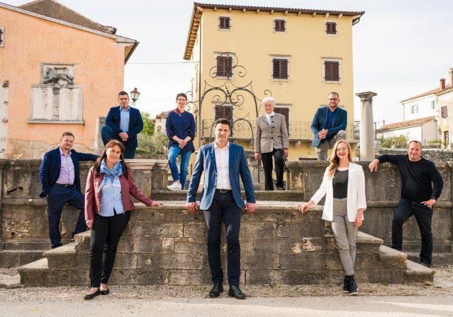 SDP predstavio listu Općine Vižinada: Marljivi ljudi koji svoju općinu žele učiniti ponosom Istre