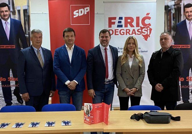 Gradski odbor SDP-a Poreč poručuje: Izađite na izbore i izaberite kandidate reformiranoga SDP-a.