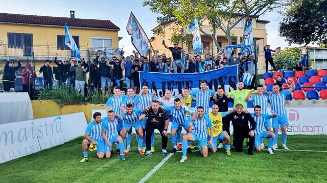 Nogometaši Jadrana pobijedili u Novigradu: NOVIGRAD – JADRAN 1:3 (0:1)