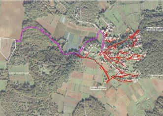 Ostvareni potrebni uvjeti za priključenje korisnika u naselju Mugeba na izgrađenu kanalizacijsku mrežu