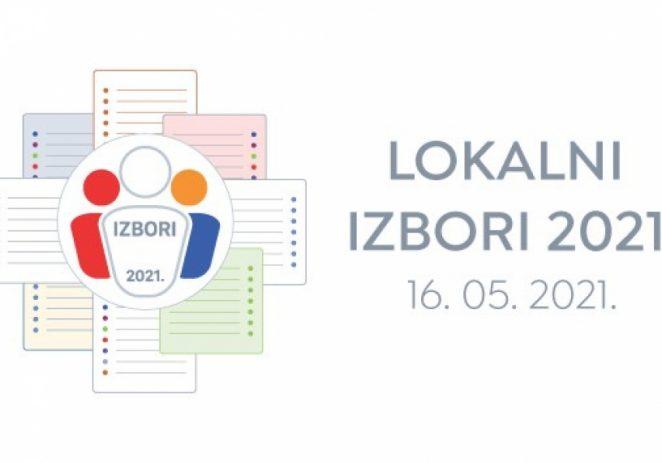 Privremeni rezultati izbora 2021. za područje Poreštine