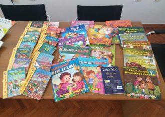 Donacijom Općine Sveti Lovreč promovirana Godina čitanja 2021.