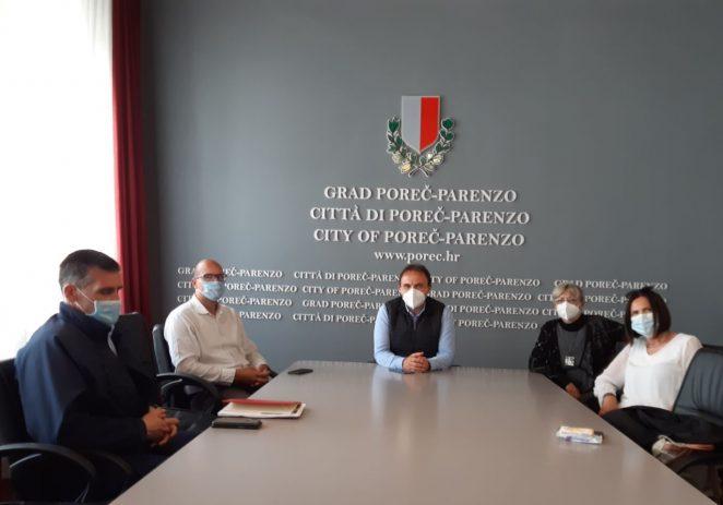 Sastanak između predstavnika Grada i udruge SOS šape o aktivnostima na planu zaštite i zdravog suživota životinja i ljudi