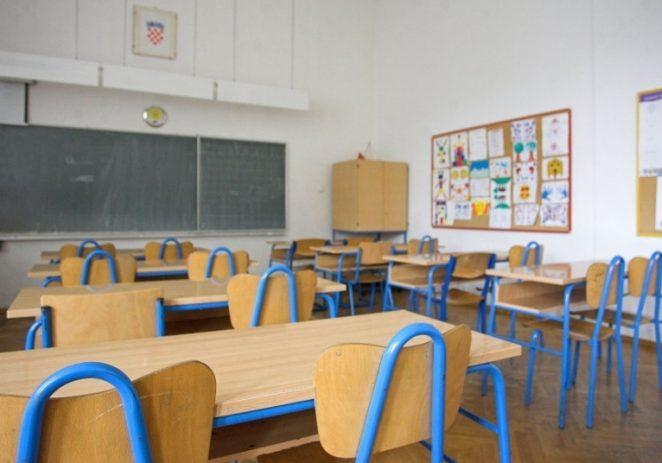 Od ponedjeljka u školi svi učenici u 14 županija – u Istri ne
