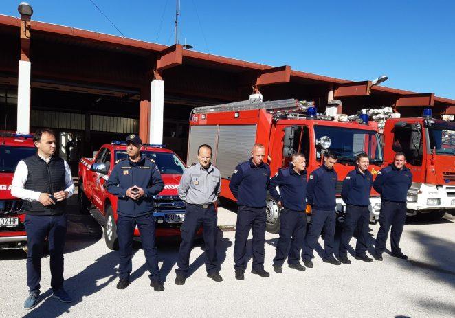 Povodom dana Sv. Florijana: zahvala porečkim vatrogascima koji su lani odradili rekordan broj intervencija