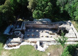 Rimska cisterna, Monte Ricco, Vrsar-Orsera