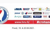 U Poreču će se 19. i 20. lipnja igrati završnica rukometnog Kupa Hrvatske u muškoj konkurenciji