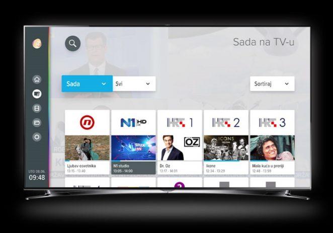 U Hrvatsku je konačno stigao EON, popularan OTT televizijski i video streaming servis United Grupe