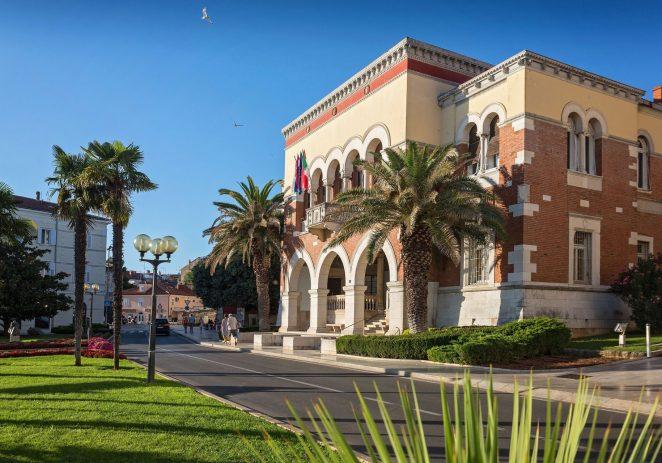 Odobrena sredstva za projektnu dokumentaciju povećanja energetske učinkovitosti zgrade gradske uprave u Poreču