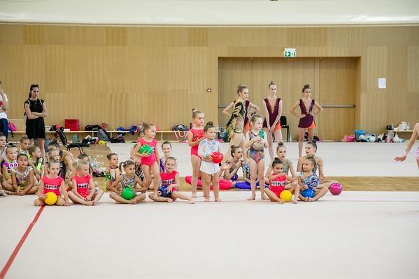 Klub ritmičke i estetske gimnastike Galatea organizirao je I. Gala kup – međunarodno natjecanje u ritmičkoj gimnastici u novootvorenom Sportskom centru Saline u Vrsaru