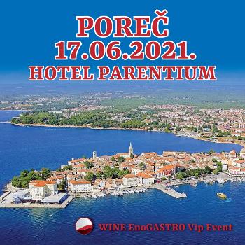 POZIV i prijava na  WINE EnoGASTRO Vip Event, događaj namijenjen ugostiteljima i hotelijerima