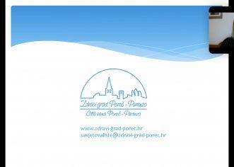 Poreč na 27. Motovunskoj ljetnoj školi unapređenja zdravlja