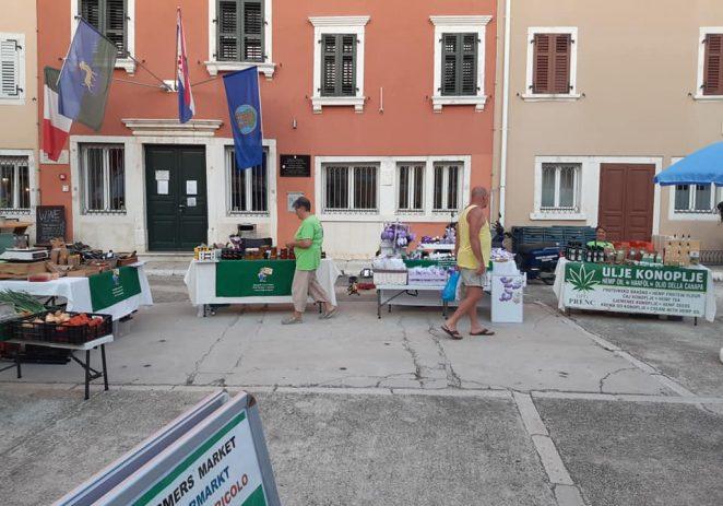 Udruga Istarska web tržnica počinje s organizacijom tjednih tržnica u Vrsaru