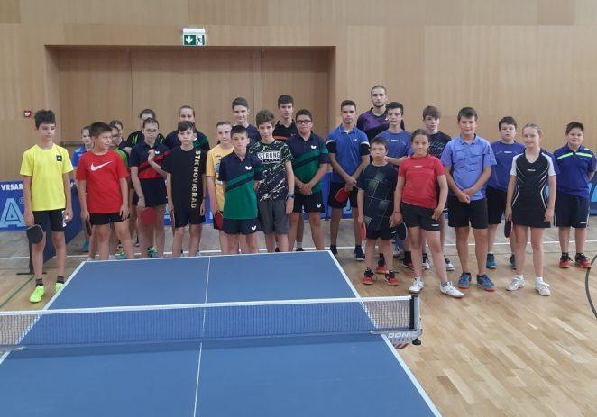 U Vrsaru održan Kvalifikacijski turnir za prvenstvo Hrvatske u stolnom tenisu