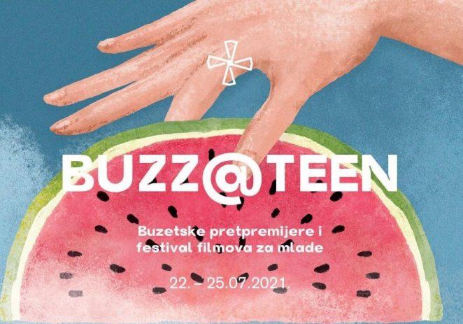 Od 22. do 25. srpnja u Buzetu program filmova za djecu i mlade Buzz@teen