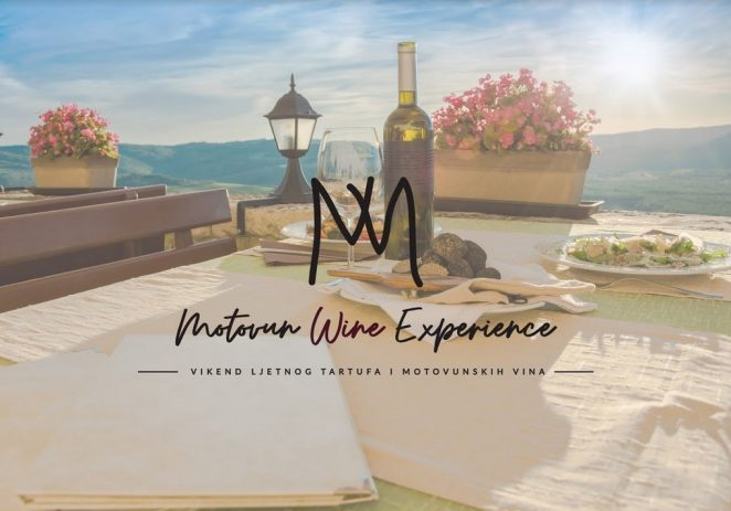 Dođite na Vikend ljetnog tartufa i motovunskih vina!