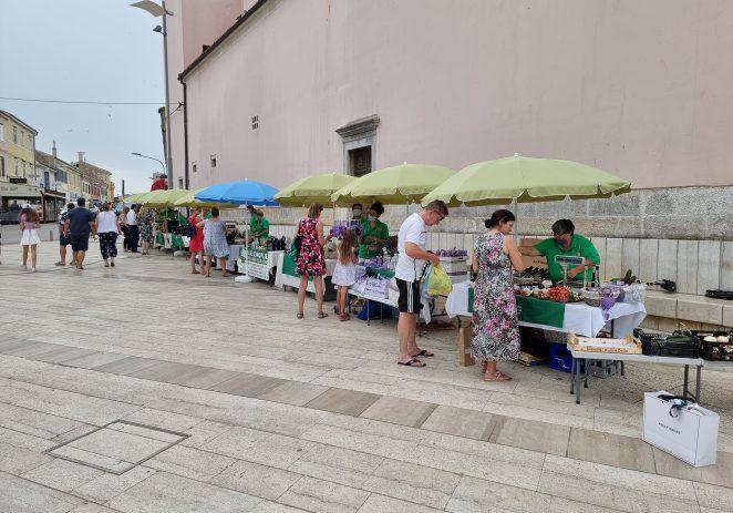 U četvrtak na Trgu slobode sajam s ponudom istarskih poljoprivrednih proizvoda