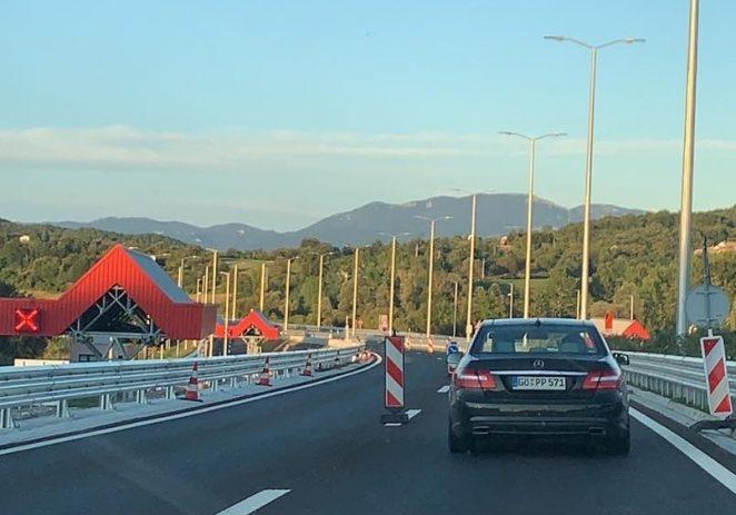 U ponedjeljak, 26. srpnja 2021. godine otvorit će se dionica Istarskog ipsilona od Cerovlja do Lupoglava (autocesta A8)