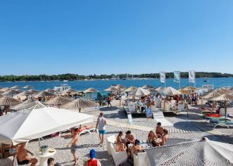 Na području turističke zajednice Općine Funtana trenutno boravi više od 13.000 gostiju, što je 85% obzirom na rekordnu 2019. !