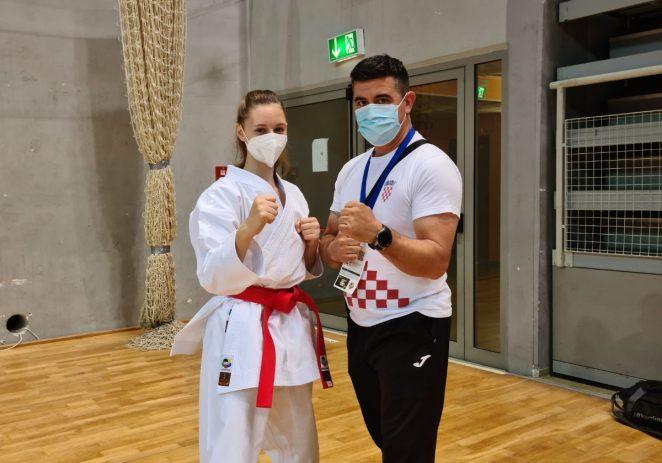 Emma Berta Bočkor iz Karate kluba Shotokan Umag izborila nastup na Europskom prvenstvu u Finskoj