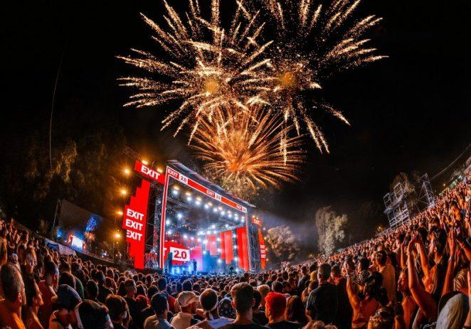 EXIT festival za povijest i oporavak svjetske glazbene industrije