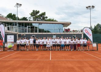U Umagu održan 4. Hepi turnir teniskih parova