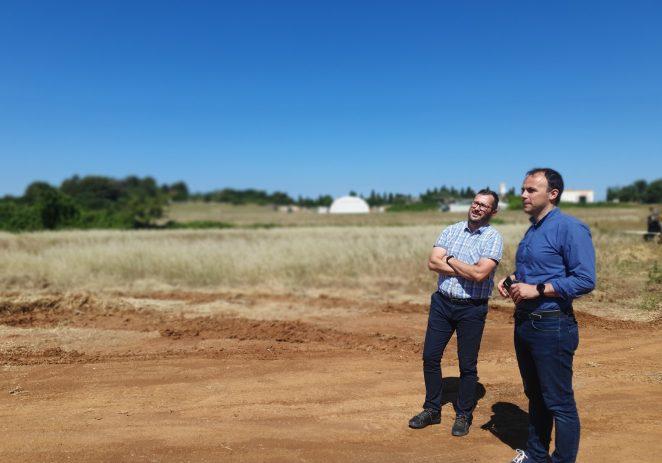 600.000 kuna iz Ministarstva turizma i sporta za izgradnju nogometnog kampusa